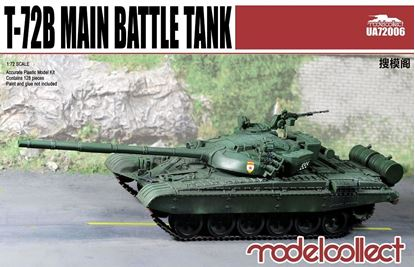 Picture of T-72B Main battle tank