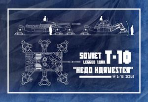 FOW project T-10 and T-62 project draft.