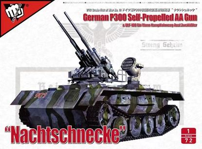 Picture of Fist of War Series German P300/4 PanzerKampfWagen und Träger Heavy Anti-Air ver